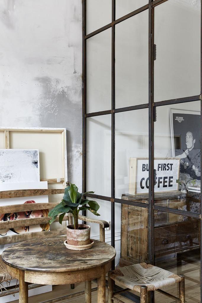 Un loft de estilo industrial a la venta