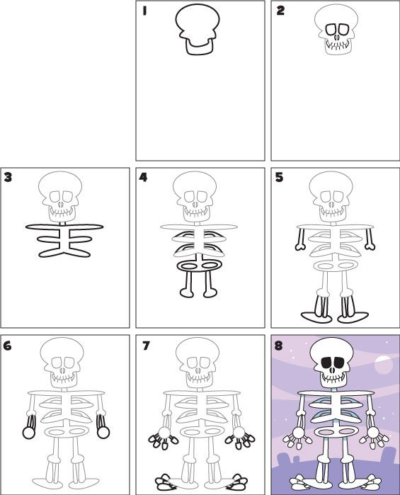 how-to-draw-a-skeleton