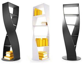 Contemporary & Creative Book Shelves