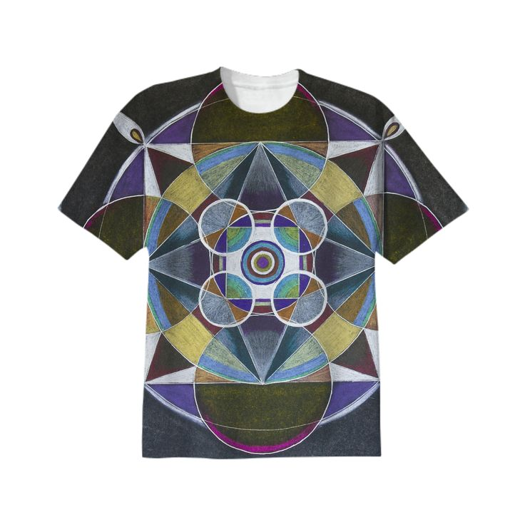 Geometry from Print All Over Me