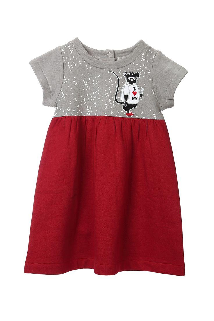 Pencil dress - h30012402 - Grey Heimstone X Monoprix promotion on MonShowroom.com