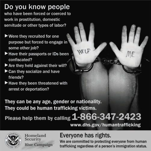 human trafficking information | Redefining the Face Of Beauty : PLEASE STOP HUMAN TRAFFICKING!