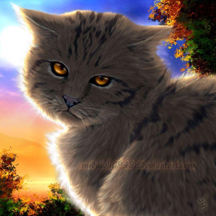 Warrior Cats Brambleclaw By Midnight19488.deviantart.com