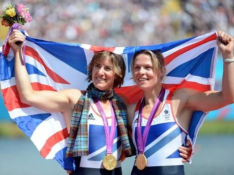 #LL @LUFELIVE # Rowing #Olympic #AnnaWatkins #KatherineGrainger