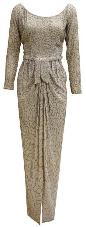 Dress    1940s    1stdibs.com  #1940s
