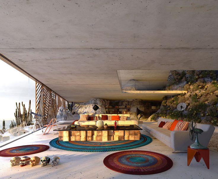 Die besten 25+ Malibu häuser Ideen auf Pinterest Dream house - architekt wohnzimmer