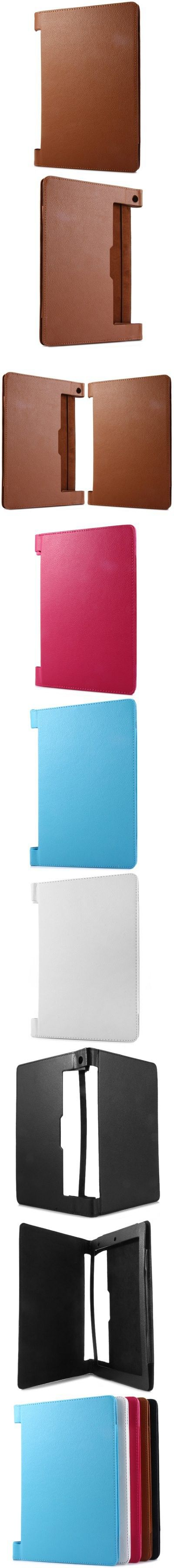 10.1 inch Tablet Protective Case Cover Full Protection Design Stand Function for Lenovo B8000 Tablet PC -$5.2