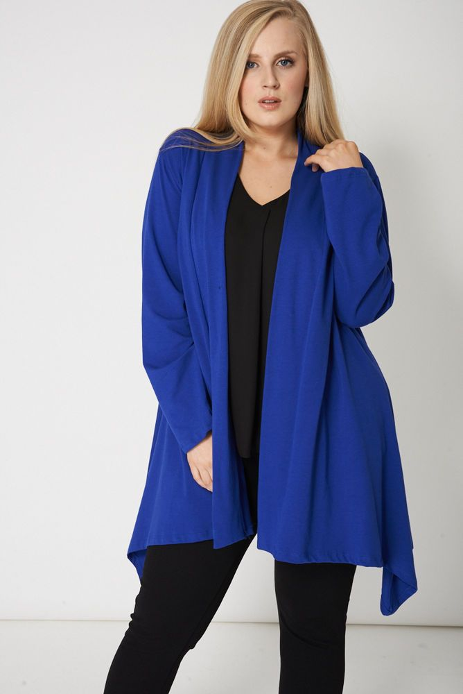 BLUE HANDKERCHIEF CARDIGAN This ones in the sale!!