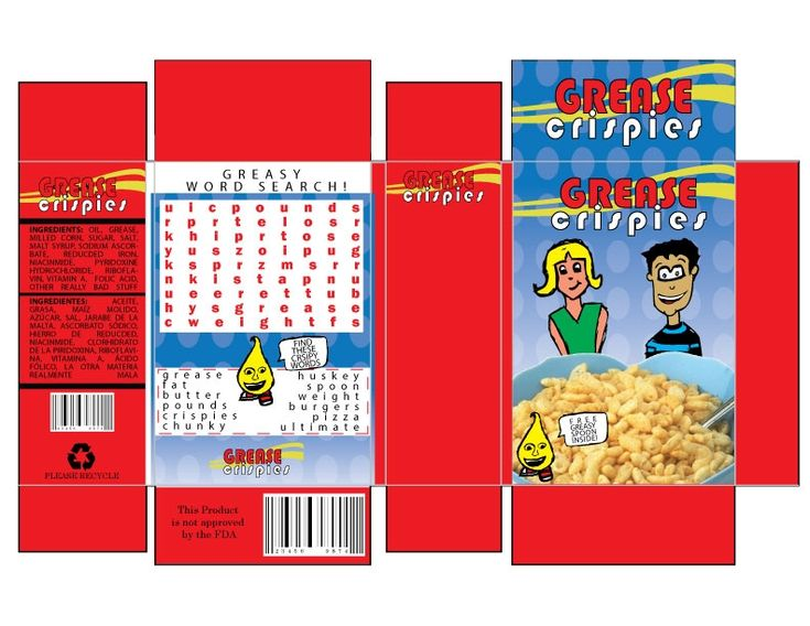 1000 Images About Cereal Box Design On Pinterest Adobe Cereal Names And Lesson Plans