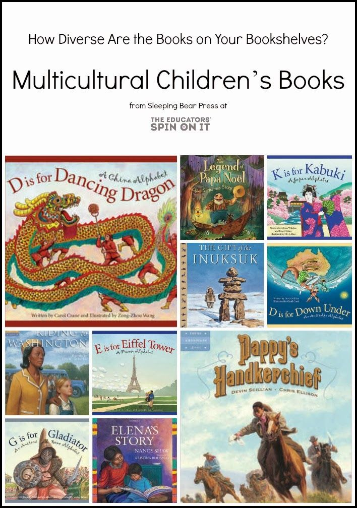 Multicultural Children's Book Day: Celebrating Diversity in Children's Literature includes Tips for the Importance of having Diverse Books on your bookselves at home.