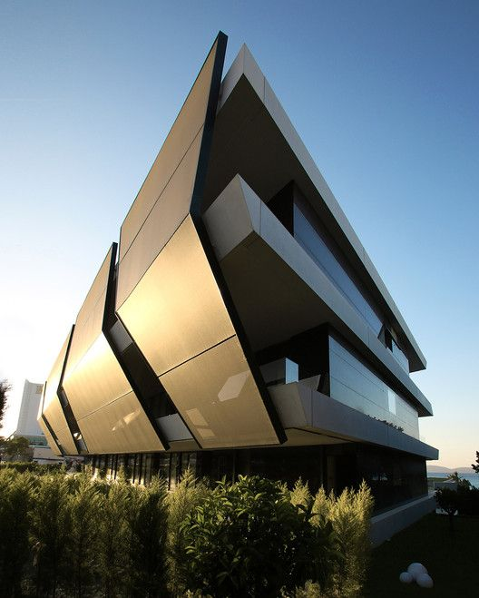 Mi'Costa Hotel Residences   Dilekci Architects   Turkey   Hotel Facade   Architectural Facade