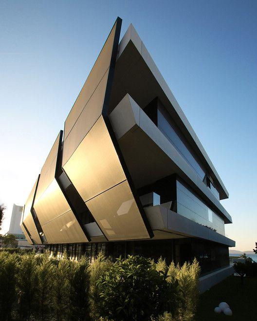 Mi'Costa Hotel Residences | Dilekci Architects | Turkey | Hotel Facade | Architectural Facade