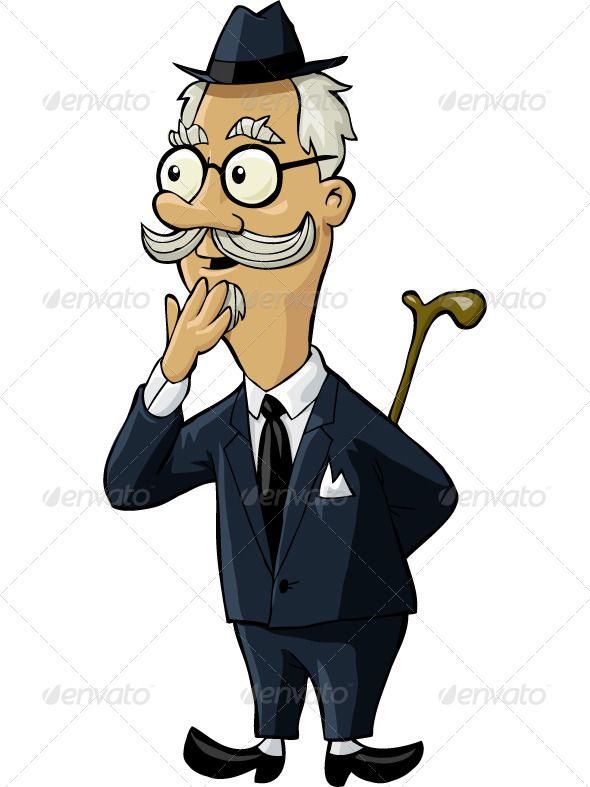 Cartoon Characters Old Man : Pinterest the world s catalog of ideas