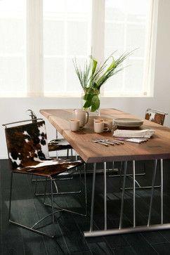 Cowhide Chairs + Inspiring Spaces | Horses & Heels