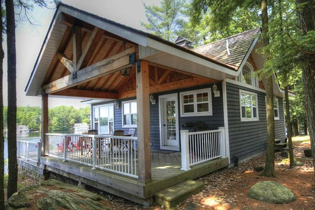 Cottage of the Week: $3.3 million for a private island on Lake Muskoka - Gallery   torontolife.com