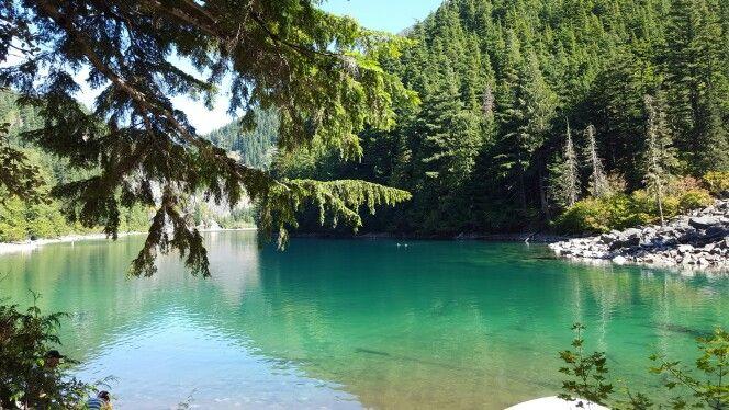 Lindeman Lake, BC
