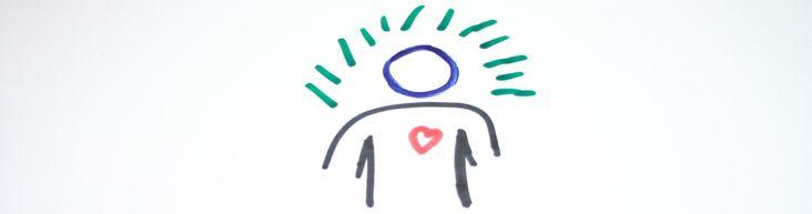 Zwischenmenschliche Beziehungen sind besonders bereichernd, wenn sie alle vier Dimensionen umfassen: Körper, Kopf, Herz und Geist.