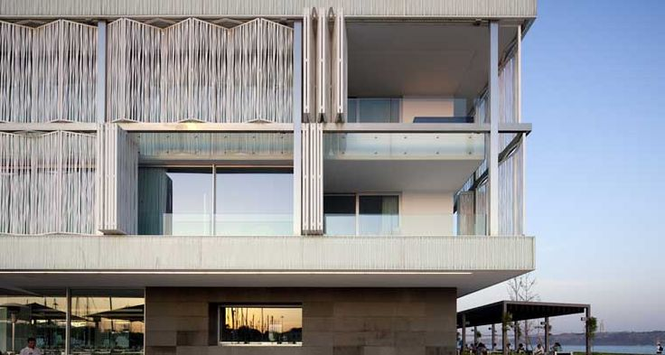 #Hunter Douglas #SlidingShutters. Architect:Risco . #architecture