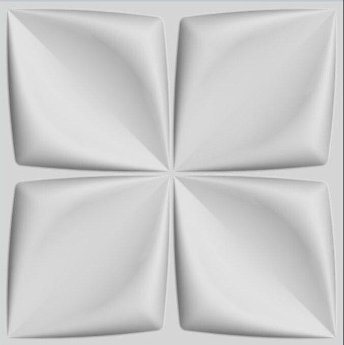 3D wandpanelen Aryl zijn te gebruiken als muurbekleding voor uw muren ...