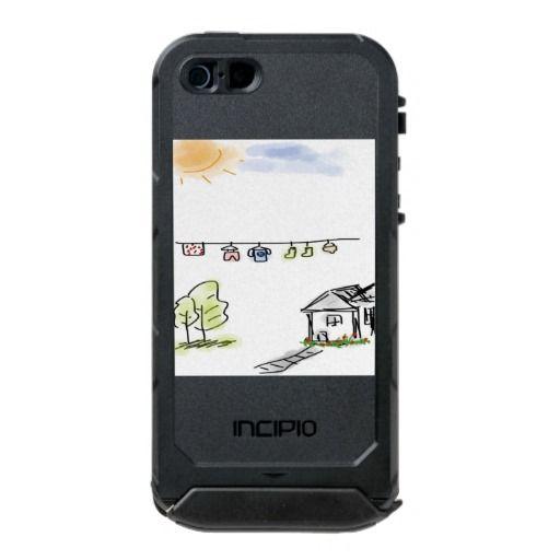 iPhone SE/5/5s ATLAS ID™, Black