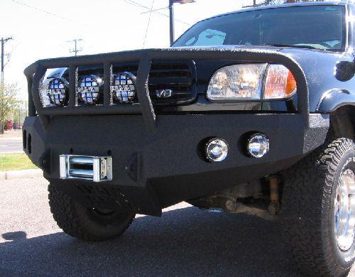 Iron Bull Front Bumper, Toyota (2000-02) Tundra
