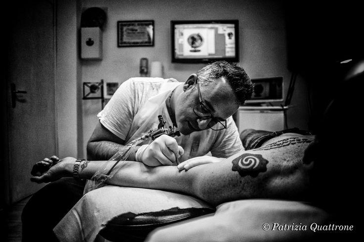 Tattoo - Foto scattata da Patrizia Quattrone con α7 II e SEL2870.    Pagina Facebook: https://www.facebook.com/patriziaquattronefotografie/