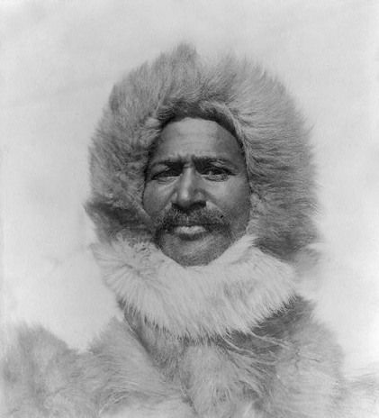 Matthew Henson was an accomplished African-American explorer who, along with Robert Peary, was one the first men to reach the North Pole.
