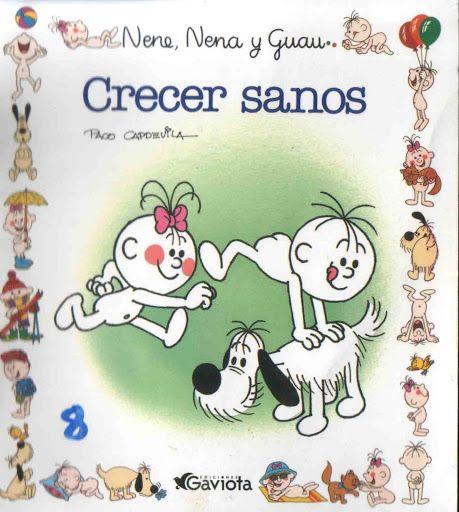 8_NENE, NENA Y GUAU:CRECER SANOS - Vane sa - Álbumes web de Picasa