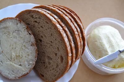 Šťastné dny: Domácí máslíčko ...