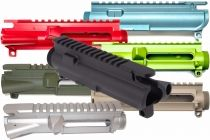 Custom stripped upper receiver, zombie green stripped upper receiver, red stripped upper receiver, blue stripped upper receiver, black stripped upper receiver, silver stripped upper receiver, od green stripped upper receiver, fde stripped upper receiver, yellow stripped upper receiver, gold stripped upper receiver, pink stripped upper receiver, cerakote stripped upper receiver, color stripped upper receiver, ar15 contact s2saaa@hotmail.com for availability