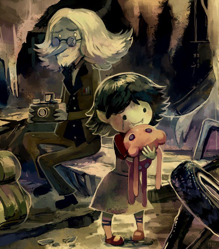 Simon & Marceline by =purplekecleon on deviantART