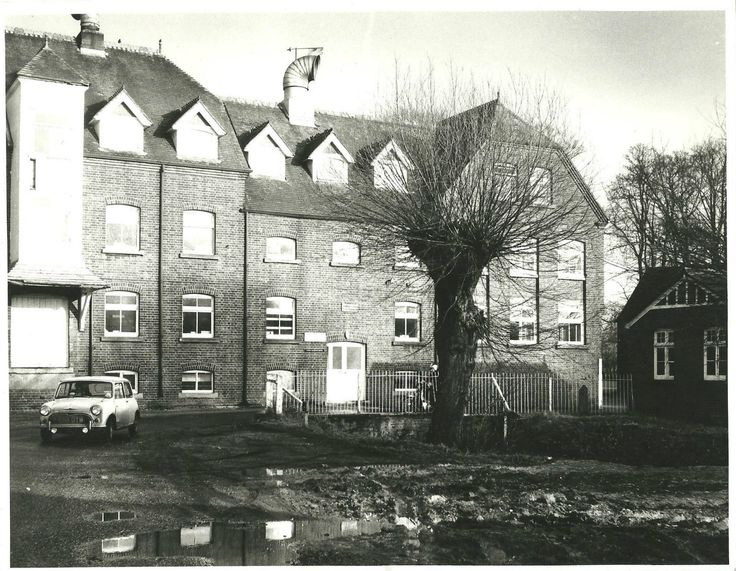 Original 1965 Photograph of Cotton Mill on Ver, St.Albans, Hertfordshire. | eBay