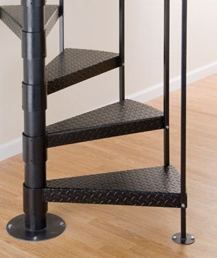 Spiral Stair Warehouse. Spiral Staircases. Metal Spiral Stairs. -