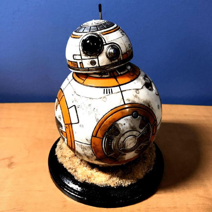 BB-8 Custom Display