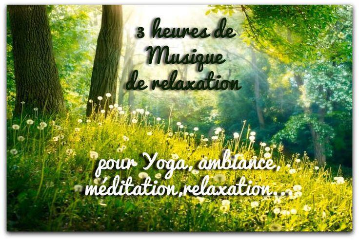 Musique de relaxation: 3 heures de pure détente - Le site de Maître Zen