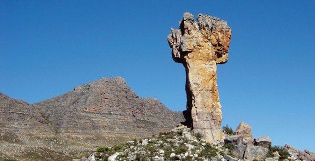 Maltese cross - Cederberg