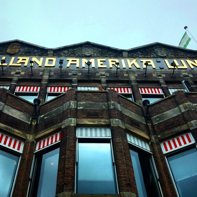 Hotel New York -former headoffice of the Holland America Line - Rotterdam. Photo: @arnestad