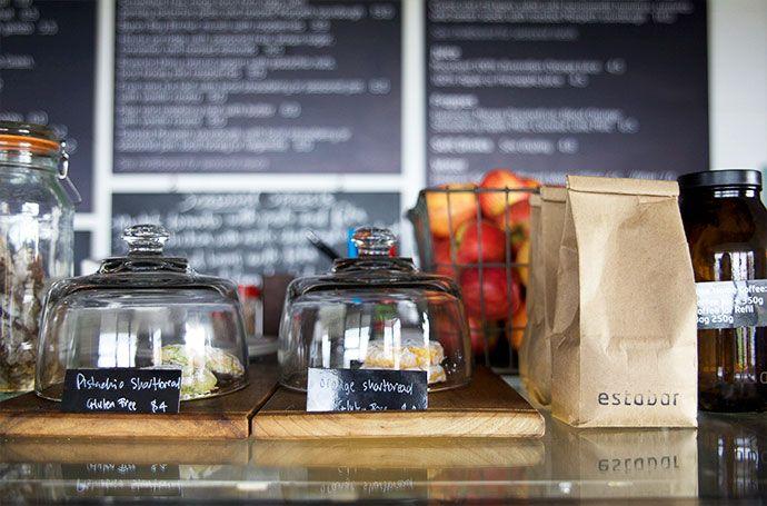 Estabar and their #SingleOriginRoasterscoffee. Newcastle cafe institution #coffee