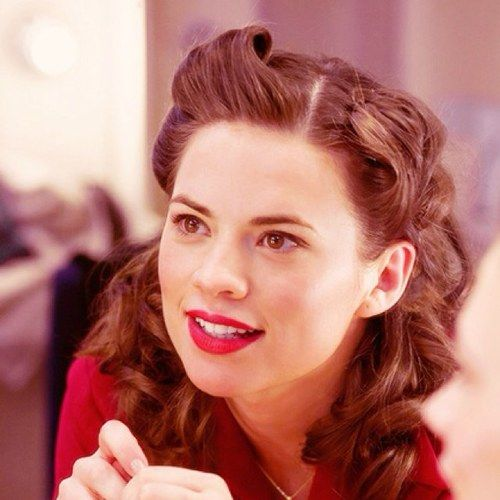 agent peggy carter - Google Search