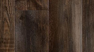 Primetex Timber Grain Look Vinyl Flooring DIY Floor Covering Havana 4m Wide  | eBay