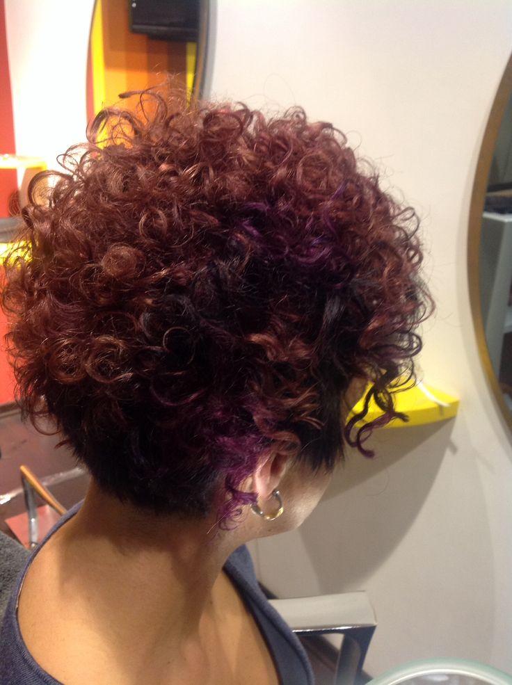 Color curl