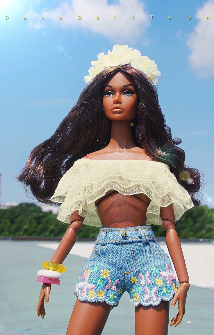 Poppy Parker Free Spirit in 2020 Barbie fashionista
