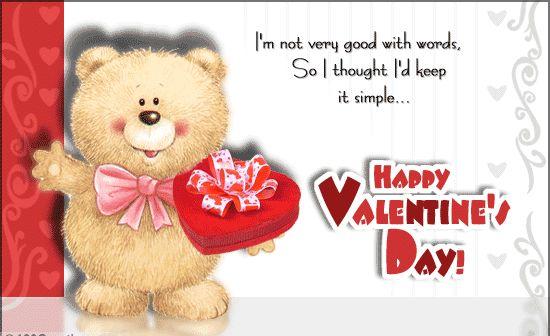 Download Free Valentine Ecards