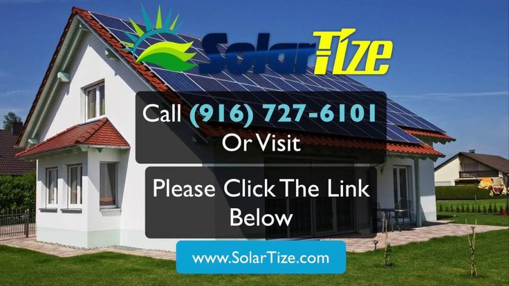 Auburn Solar Company Reviews... Find out the leading Solar companies in Auburn and make sure you get the very best Solar equipment installed on your home with SunPower Panels.Contact SolarTize today at 916-727-6101 http://soalrtize.com