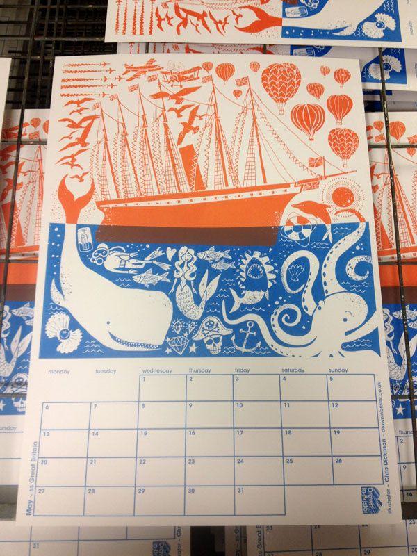 Calendar Illustration Ideas : Best ideas about print calendar on pinterest