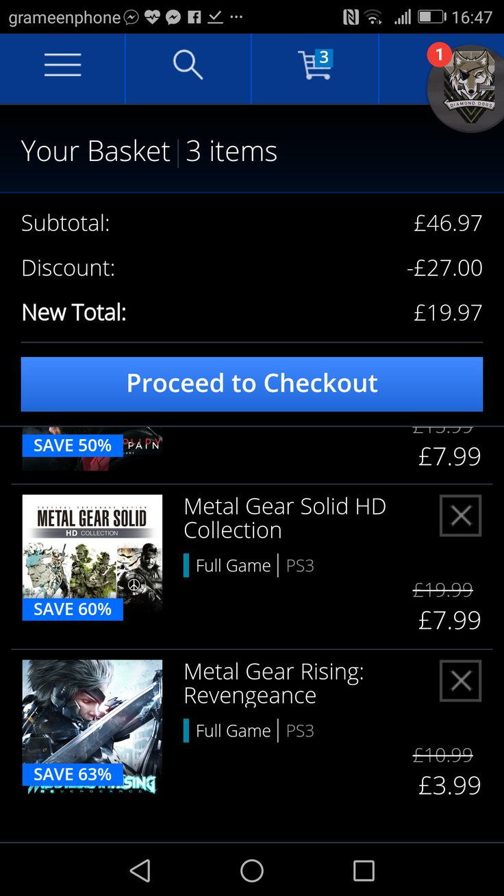 All the Metal Gear Solid games are on sale for the EU PlayStation store. Just picked up these. #MetalGearSolid #mgs #MGSV #MetalGear #Konami #cosplay #PS4 #game #MGSVTPP