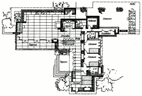 usonian house floor plans. usonian. home plan and house design ideas