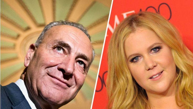 Amy Schumer Joins Her Cousin Sen. Chuck Schumer To Call For Stronger Gun Laws, Mental Health Funding | ThinkProgress