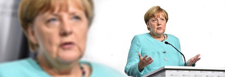 Gegen Merkel liegen über 1000 Strafanzeigen vor, gegen Alexander Gauland (AfD) nur eine …