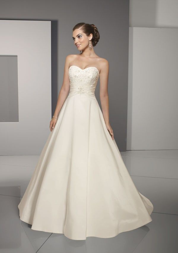 The 228 best Ball Gown Wedding Dresses images on Pinterest | Wedding ...